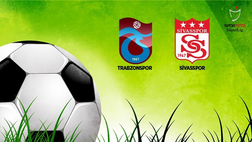 Trabzonspor ile Demir Grup Sivasspor 25. randevuda!