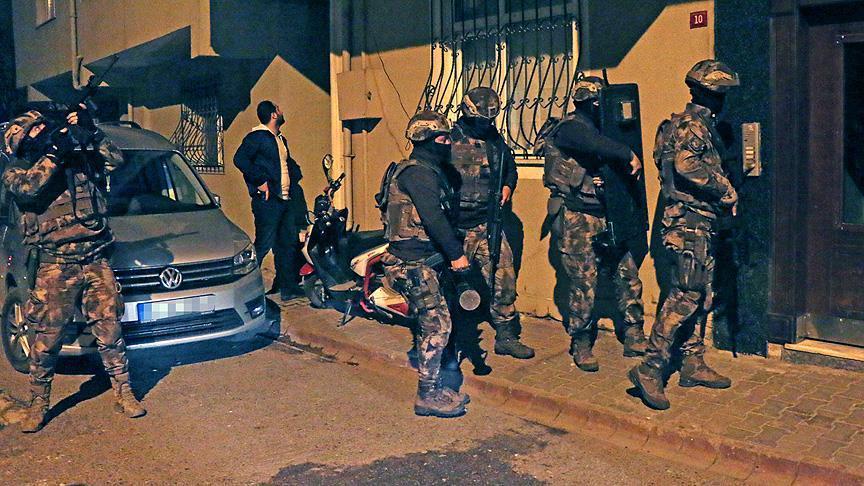 İstanbul merkezli terör örgütü PKK operasyonu
