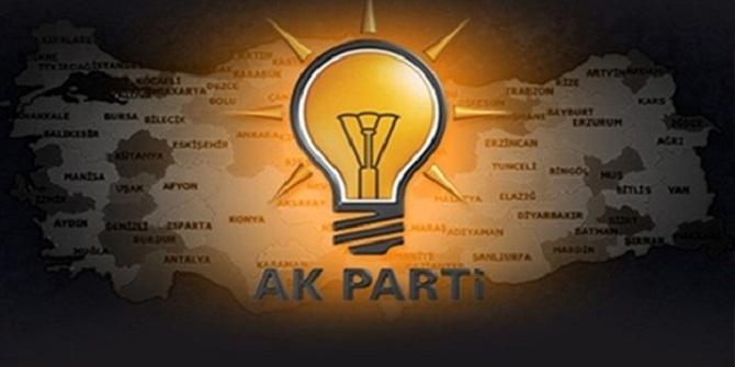 AK Parti'nin MKYK listesi belli oldu!