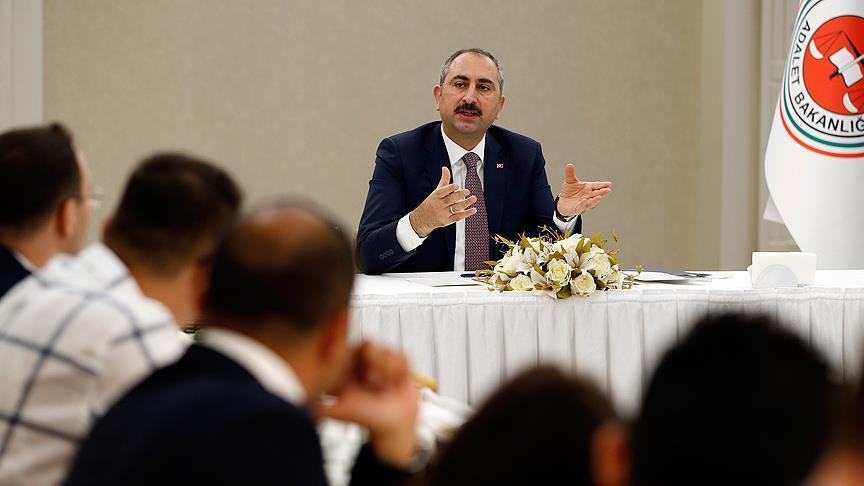 Adalet Bakanı Gül'den 'af teklifi' açıklaması