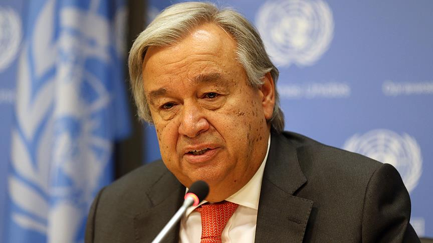 BM Genel Sekreteri Guterres'den İdlib çağrısı