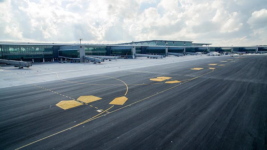 Yeni Havalimanı toplu ulaşım ihalesi iptal edildi!