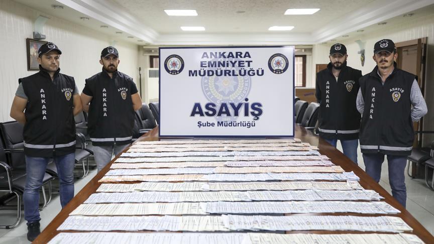 1 milyonluk dolandırıcılık vurgununu polis önledi