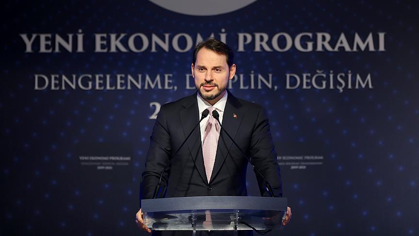 Bakan Albayrak Yeni Ekonomi Programı'nı açıkladı!