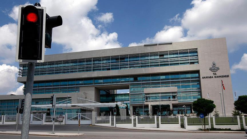 Anayasa Mahkemesi, FETÖ sanıklarının ihlal iddialarını reddetti