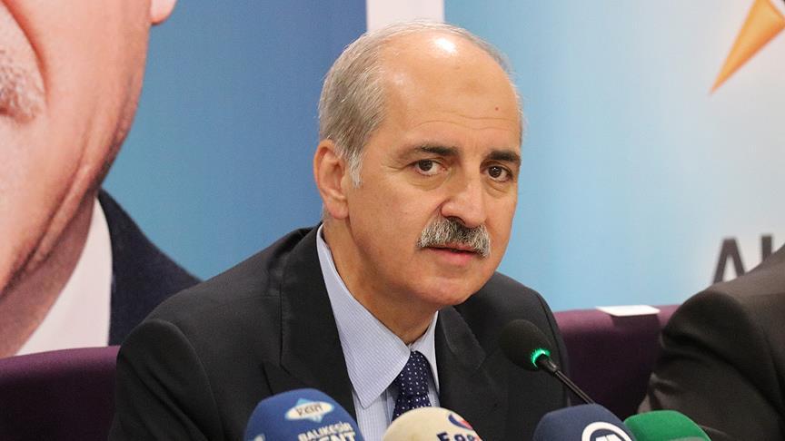 Kurtulmuş: AK Parti ve MHP iyi niyet görüşmesi gerçekleştirdi