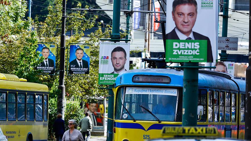 Bosna Hersek'te seçimler