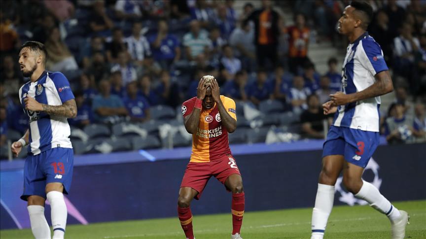 Galatasaray, Portekiz'de kaybetti!