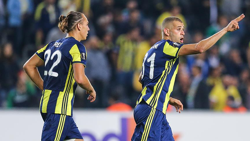 Fenerbahçe'nin yüzü Avrupa Ligi'nde güldü!