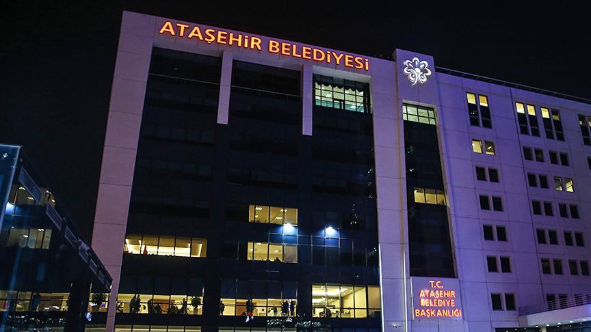 Ataşehir Belediyesi'ne yolsuzluk operasyonu