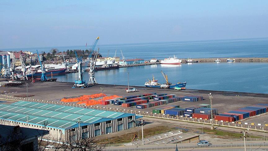 Karadeniz'de ihracat lideri 'Trabzon'