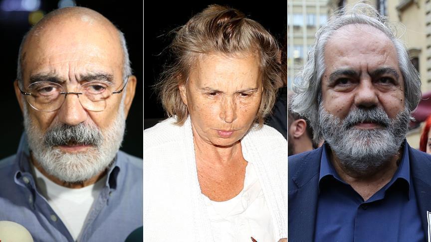Altan kardeşler ile Nazlı Ilıcak'ın cezasının gerekçesi açıklandı!