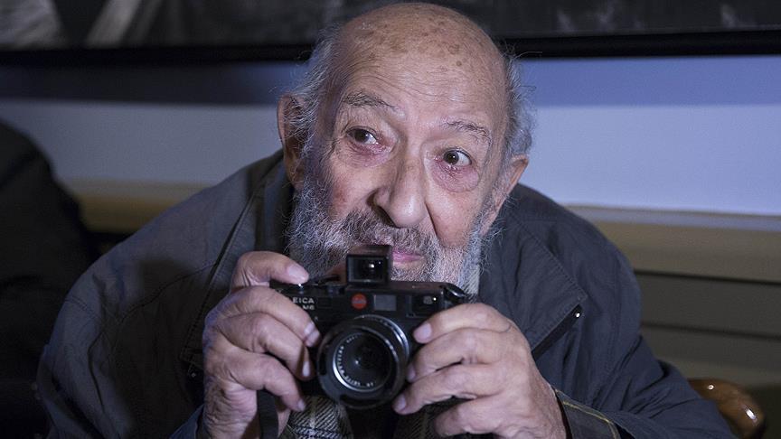 Duayen foto muhabiri Ara Güler hayatını kaybetti!