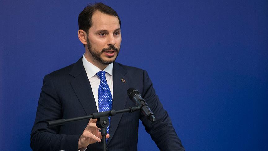 'Türkiye'nin uluslararası risk priminde önemli bir düşüş gördük'