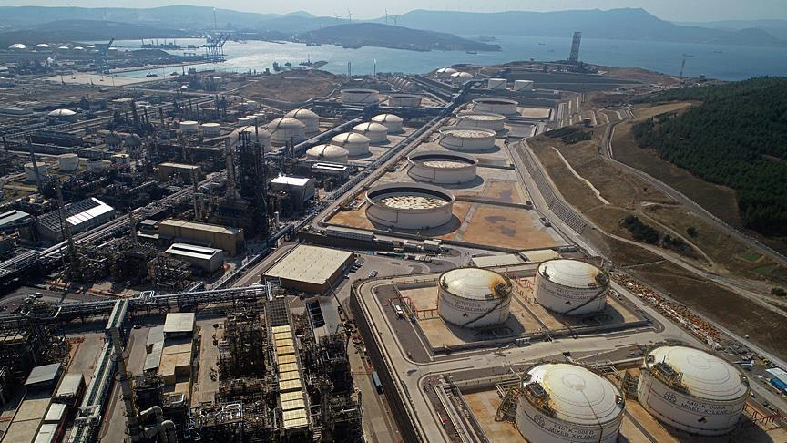 Star Rafinerisi Türkiye'nin ilk özel endüstri bölgesi ilan edildi!
