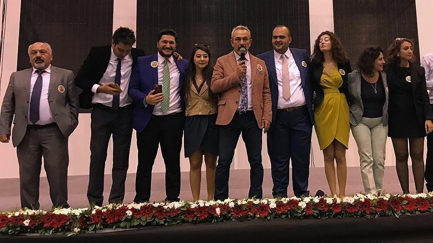 İzmir Barosu Başkanı Özkan Yücel oldu!