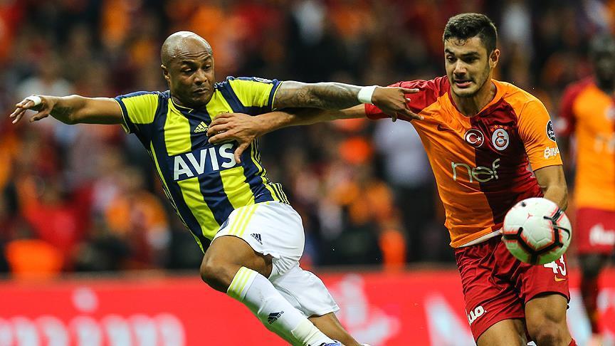 Galatasaray derbide skoru koruyamadı!