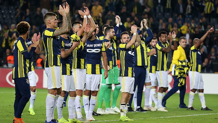 Fenerbahçe avantaj yakaladı!