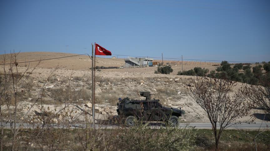 PKK'lı teröristler yol yapan işçilere saldırdı