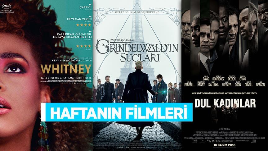 Bu hafta 8 Film vizyona girecek!