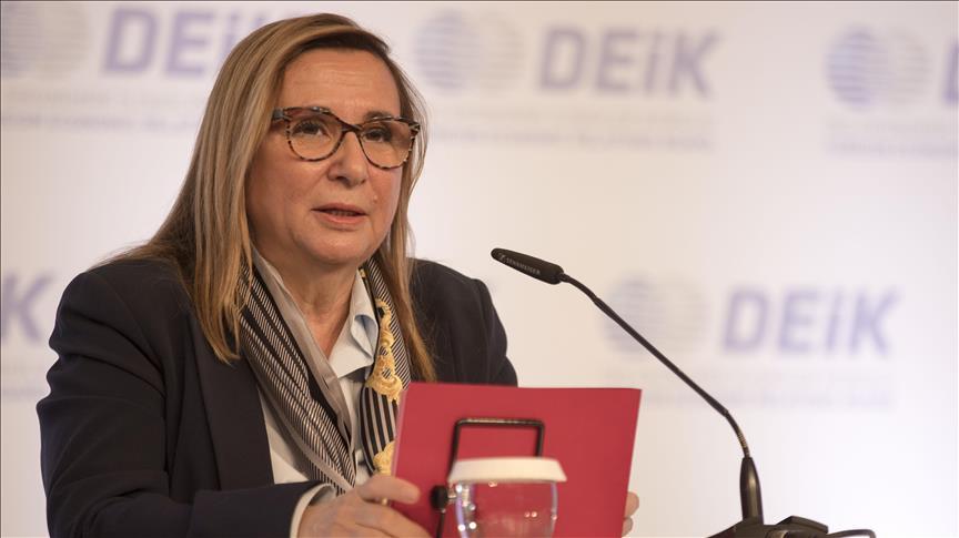 Pekcan: 35 yeni noktada Türk Ticaret Merkezi kuracağız!