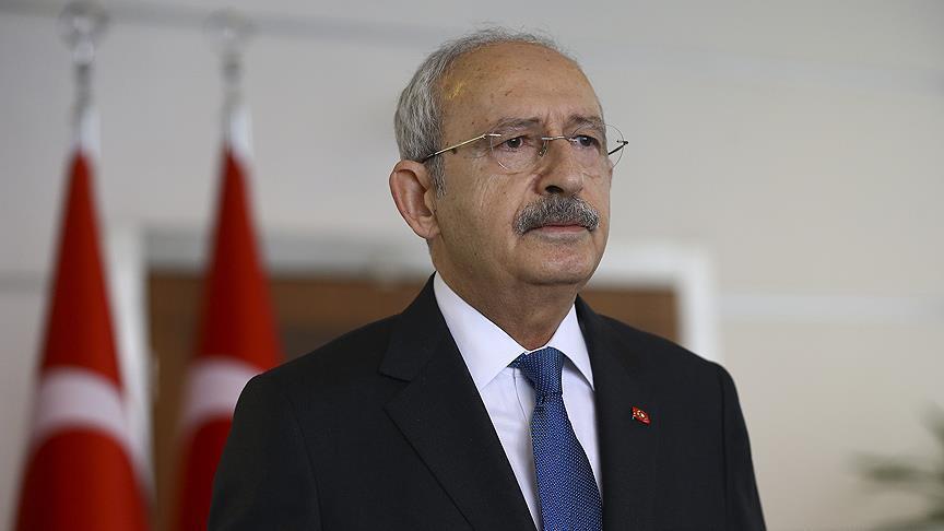 Kılıçdaroğlu'ndan Mevlit Kandili mesajı