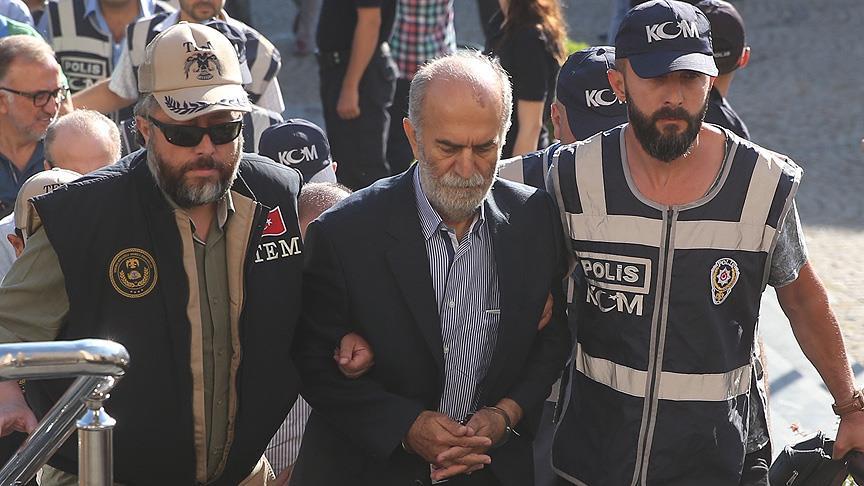 Eski Bursa Valisi Harput'a FETÖ'den 6 yıl 3 ay hapis