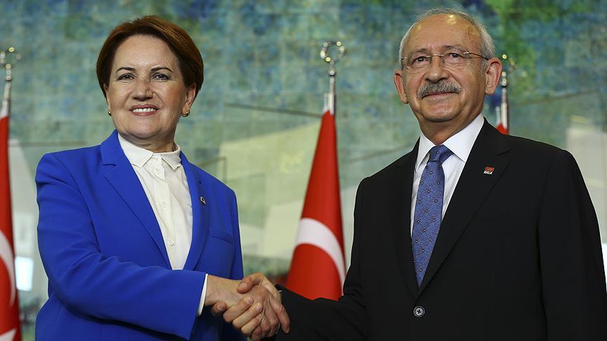 Üç büyük ilde CHP adayları desteklenecek!