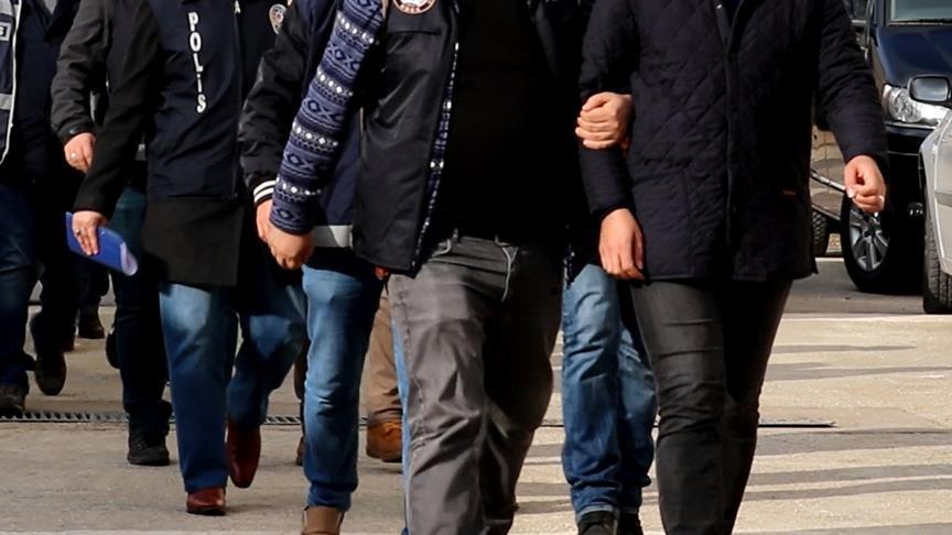 FETÖ şüphelisi 22 jandarma görevlisi tutuklandı!