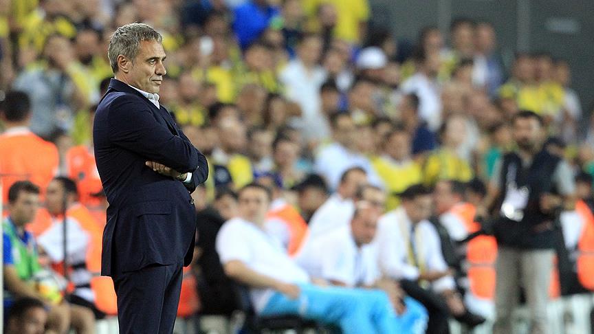 Fenerbahçe, Ersun Yanal ile ilk maçına çıkıyor!