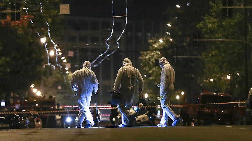 Yunanistan'da özel televizyon kanalı SKAI'ye bombalı saldırı