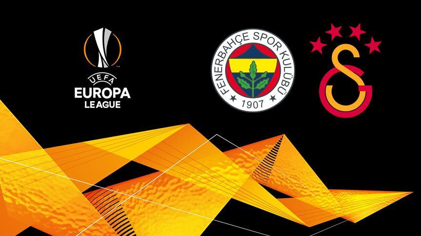 Flaş! Galatasaray ve Fenerbahçe'nin rakipleri belli oldu!