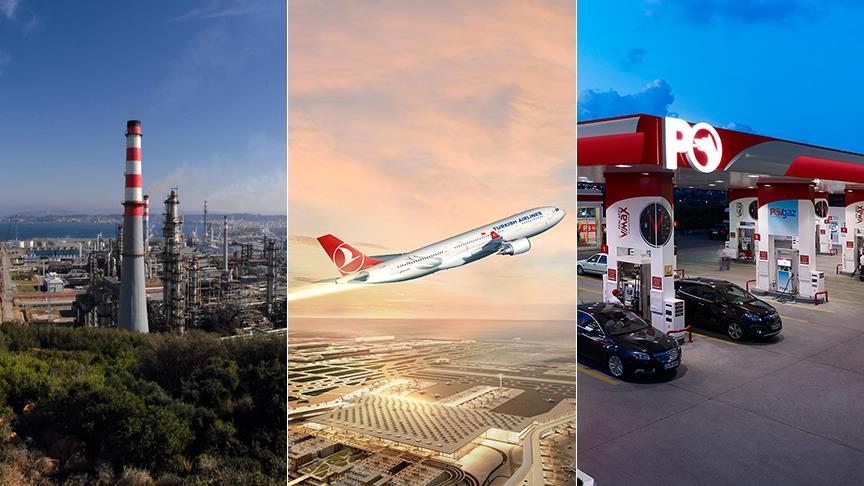 'Türkiye'nin En Büyük 500 Özel Şirketi' belli oldu!