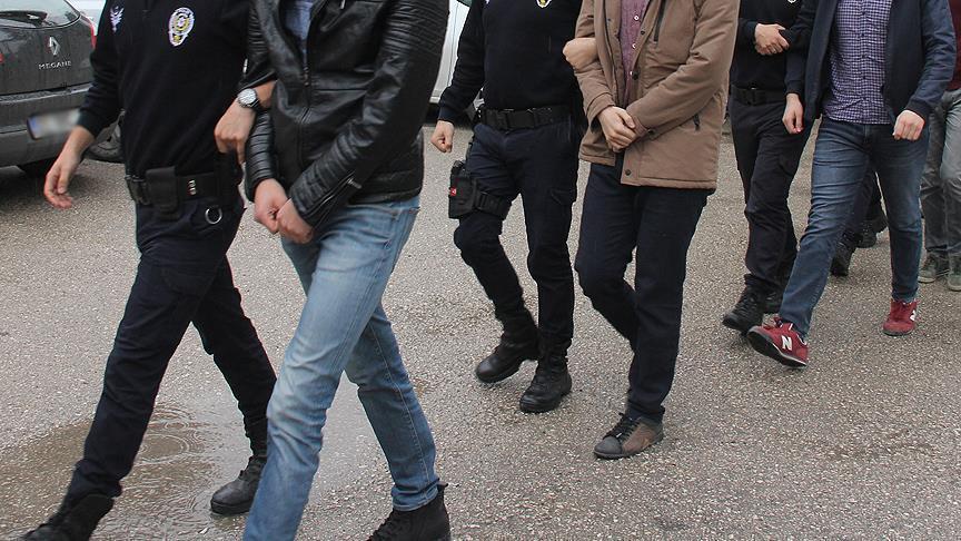 Eski polislere FETÖ operasyonu: 37 gözaltı