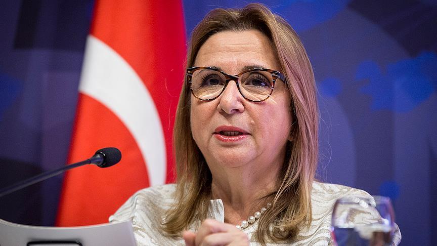 Ticaret Bakanı Pekcan: Türkiye ABD'ye açtığı 'çelik' davasını kazandı