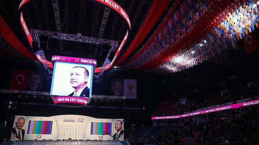 Cumhurbaşkanı Erdoğan, AK Parti'nin İstanbul adaylarını açıkladı