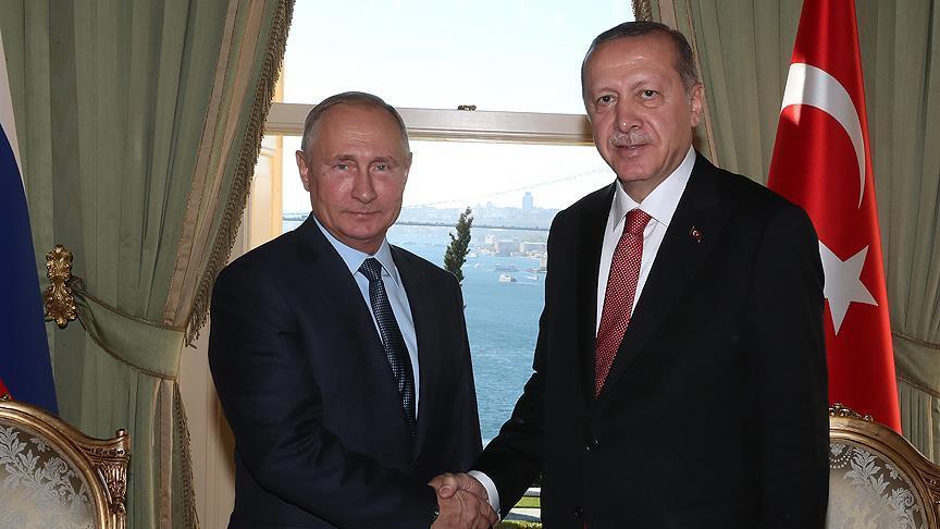 Suriye'nin geleceğini Türkiye-Rusya iş birliği inşa ediyor