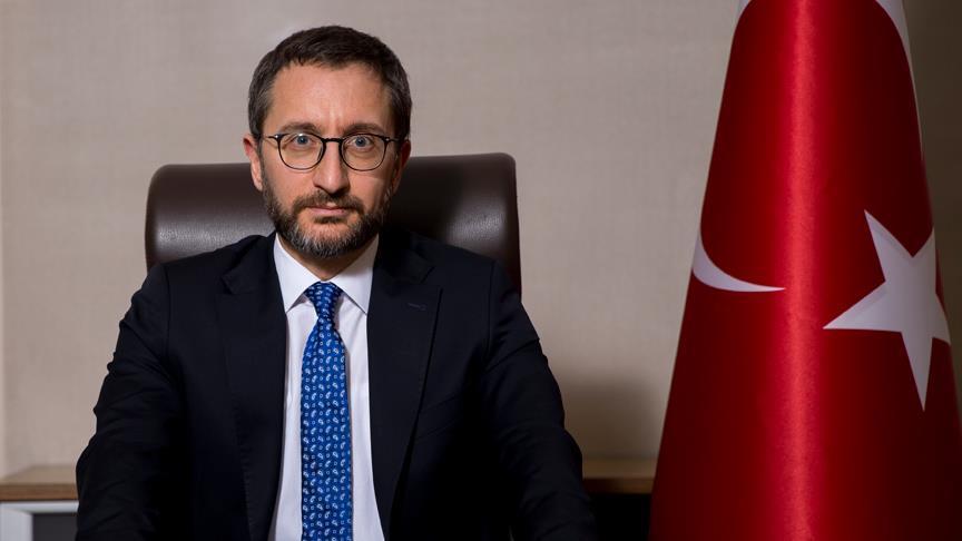 Cumhurbaşkanlığı İletişim Başkanı Altun'dan 10 Ocak Çalışan Gazeteciler Günü mesajı