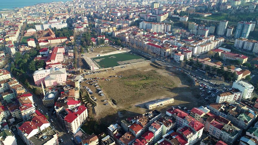 Trabzon'un Millet Bahçeleri bu yıl yapılacak!