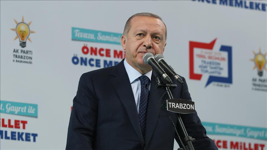 AK Parti'nin Trabzon adayları açıklandı!