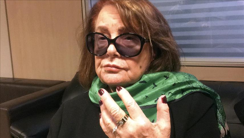 Muhterem Nur'dan 'Müslüm' filmi yapımcısına suç duyurusu