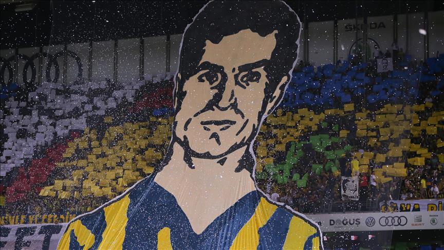 Fenerbahçe, Lefter Küçükandonyadis'i andı!