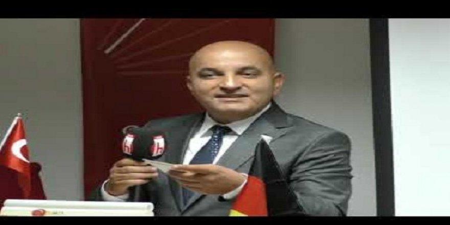 CHP'li Vekil Mahir POLAT gümrükleri konuştu
