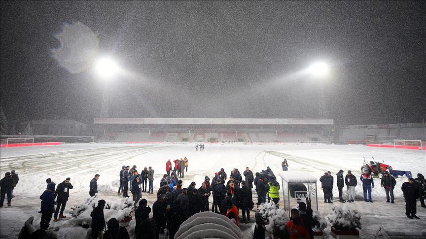 Boluspor-Galatasaray maçı ileri bir tarihte oynanacak!