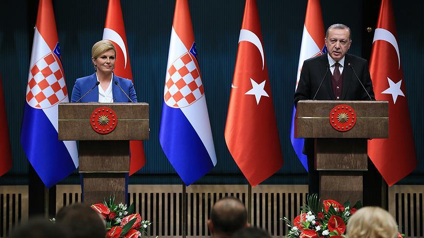 Erdoğan: Dayton Anlaşması'nın gözden geçirilmesi şart