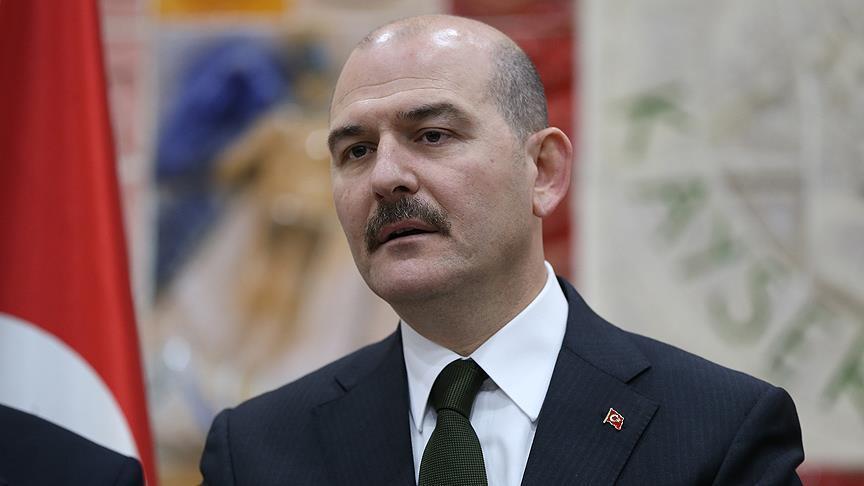 İçişleri Bakanı Süleyman Soylu: 64 bin 348 kişi adres bilgilerindeki eksiklik için başvurdu