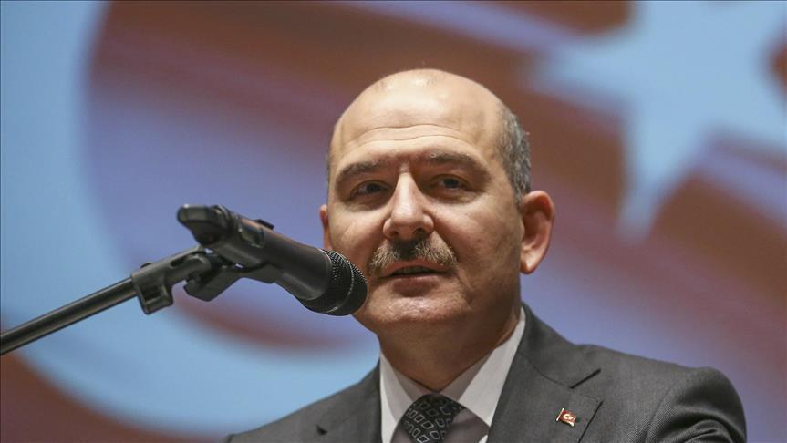 Soylu: Seçim sürecinde belli güç merkezleri pozisyon almak istemektedir