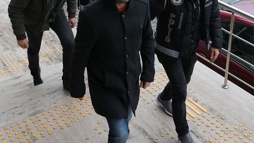 FETÖ'nün TSK'daki kripto yapılanması soruşturmasında 6 şüpheli adliyede