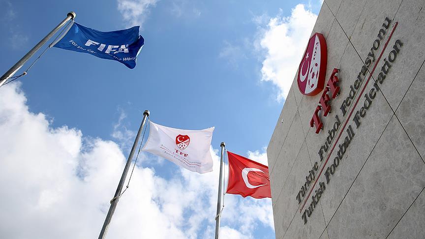 TFF'den Osman Çakmak'a başsağlığı mesajı