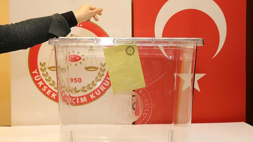 '11 soruda yerel seçim'